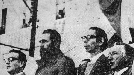 Podcast: Salvadore Allende