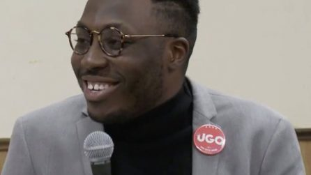 40th Ward Aldermanic Candidate Ugo Okere (Midwest Socialist Live)