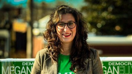 Megan Ellyia Green–Democratic Socialist Alderwoman