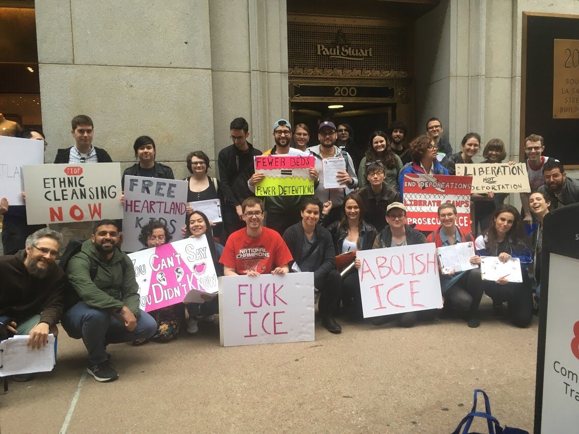 Free Heartland Kids: A Campaign to End the Detention of Immigrant Children in Chicago