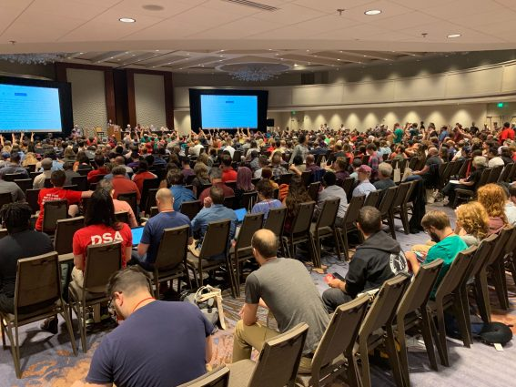 DSA Convention 2019: DSA Is In It For the Long Haul