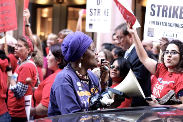 Why Chicago DSA Must Go All-In to Stand With the Chicago Teachers Union's 2019 Strike