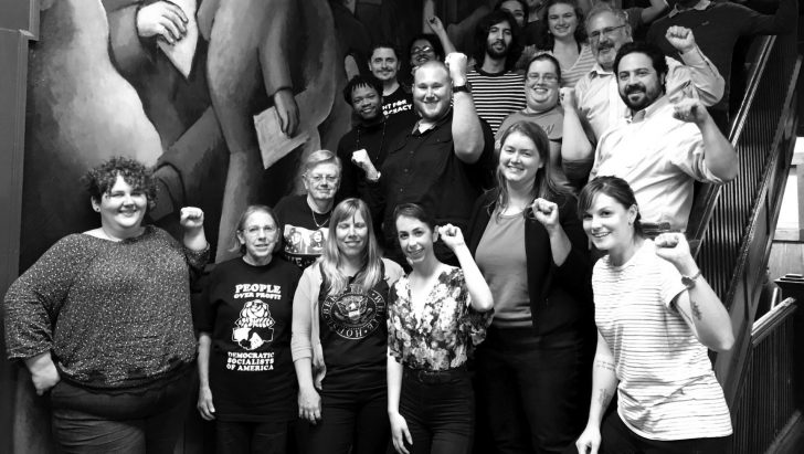 DSA Leaders Meet in Chicago to Plan Medicare-for-All Campaign and Dues Strategy