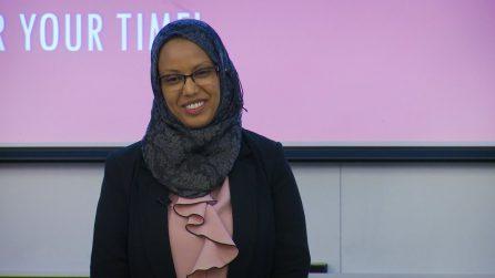 Shireen Al-Adeimi: Ending the US-Saudi War in Yemen