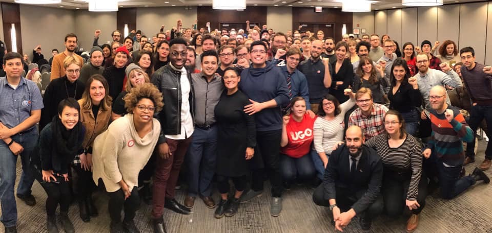 Electoral Victories in Chicago: How the Socialist Caucus Was Built