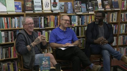 Educational Justice with Bill Ayers, Mark Warren and Brandon Johnson