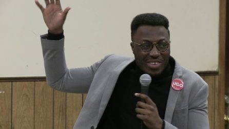 Midwest Socialist: LIVE with Ugo Okere