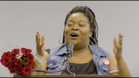 Wanda Williams' speech at Debs-Parsons-Randolph Dinner 2019