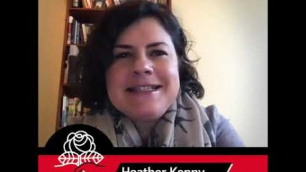 DEBATE DEFLATE: Heather Kenny