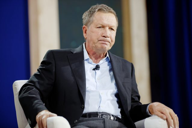 We Can't Afford To Listen To John Kasich