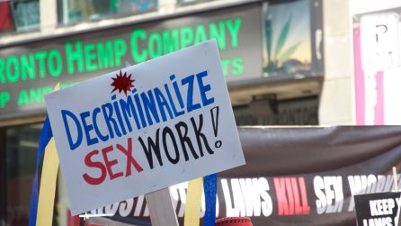 Sex Work in the Age of COVID-19
