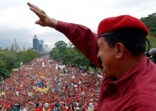 Soy un Chavista: For the Clean Break, Against the Dirty Break