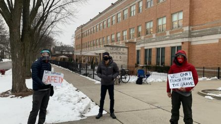 The Fight for Safety is the Fight for Equity – An Interview with Members of the Chicago Teachers Union