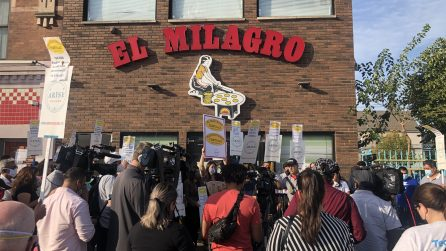 Fear Doesn't Put Food on the Table: An Interview with an El Milagro worker